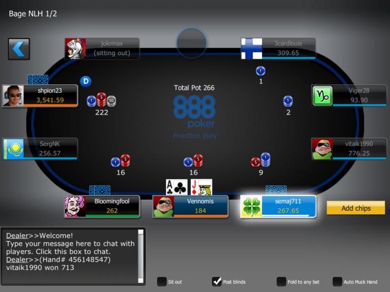888 Casino Faq